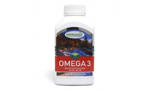 Omega-3 (salmon) 1000mg 300cap