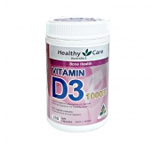Vitamin D3 1000IU 250 softgel Cap