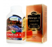Omega-3 (salmon) 1000mg 180 cap
