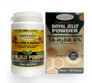 Royal Jelly 6.0% 1000mg 180cap